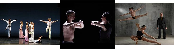 Мастер-класс по contemporary dance