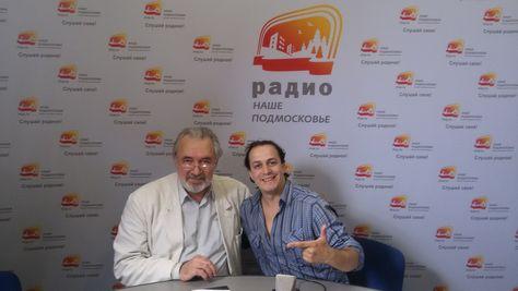 Евгений Стеблов и Елена Шанина