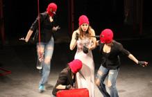 Спектакль Миф о красной шапочке