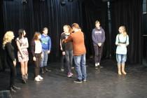 Актерский тренинг в ИТИ