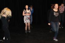 Актерский тренинг с абитуриентами