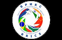 Логотип «Фестиваль театральных школ БРИКС»
